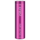 Efest Batteria al Litio IMR 20700 Purple 3000mAh 30A Polo Piatto