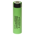 Panasonic NCR18650B Batteria al Litio 18650 3350mAh 6.7A Polo Piatto