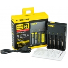 NITECORE Intellicharger New I4 Caricabatterie 4 Posti