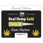 CBD Natural FLAVOUR Aroma Real Hemp Gold 3ml