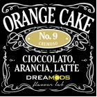 DREAMODS Aroma ORANGE CAKE N.9 10ml