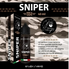 Enjoysvapo SNIPER by Il Santone dello Svapo 40ml Mix and Vape