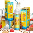 Mad Hatter I LOVE COOKIES TOO 50ml Mix and Vape