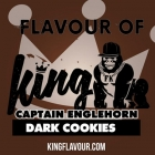 The Flavour of King Aroma DARK COOKIES (ex CAPTAIN ENGLEHORN) 10ml