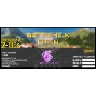 Twisted Vaping Aroma BOTTERMELK FRESH 10ml