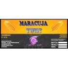 Twisted Vaping Aroma MARACUJA TWIST 10ml