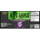 Twisted Vaping Aroma RIPE APPLE 10ml