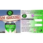 Twisted Vaping Aroma ROAD TRIP KM-FRESSER 10ml