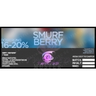 Twisted Vaping Aroma SMURFBERRY 10ml