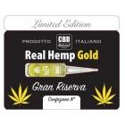 CBD Natural FLAVOUR Aroma Real Hemp Gold 3ml