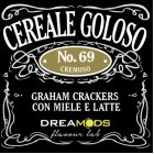 DREAMODS Aroma CEREALE GOLOSO N.69 10ml