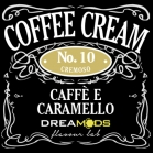 DREAMODS Aroma COFFE CREAM N.10 10ml