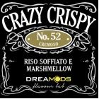 DREAMODS Aroma CRAZY CRISPY N.52 10ml