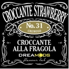 DREAMODS Aroma CROCCANTE STRAWBERRY N.31 10ml