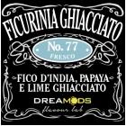 DREAMODS Aroma FICURINIA GHIACCIATO N.77 10ml