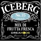 DREAMODS Aroma ICEBERG N.35 10ml
