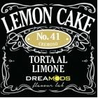 DREAMODS Aroma LEMON CAKE N.41 10ml
