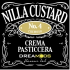DREAMODS Aroma NILLA CUSTARD N.4 10ml