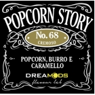 DREAMODS Aroma POPCORN STORY N.68 10ml