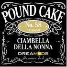 DREAMODS Aroma POUND CAKE N.58 10ml