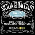 DREAMODS Aroma SICILIA GHIACCIATO N.78 10ml