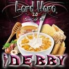Lord Hero Aroma DEBBY (Cereali-Biscotti-Nocciole) 10ml