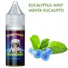 Monkeynaut Aroma MENTA EUCALIPTO 10ml