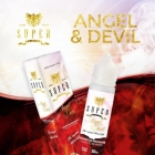 SUPER FLAVOR Angel and Devil 50ml Mix and Vape