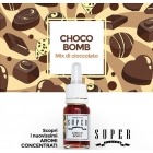 SUPER FLAVOR Aroma CHOCO BOMB 10ml