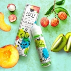 SUPER FLAVOR THE ISLAND 50ml Mix and Vape