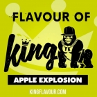The Flavour of King Aroma APPLE EXPLOSION 10ml