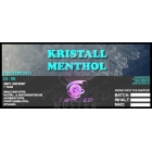 Twisted Vaping Aroma KRISTALL MENTHOL 10ml