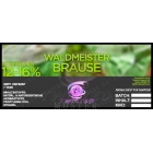 Twisted Vaping Aroma WALDMEISTERBRAUSE 10ml