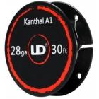 UD Youde Filo Kanthal A1 28ga 0.32mm 10mt