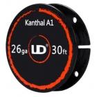 UD Youde Filo Kanthal A1 26ga 0.4mm 10mt