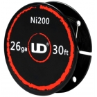UD Youde Filo Nickel Ni200 26ga 0.4mm 10mt