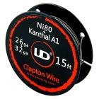 UD Youde Filo Clapton Ni80 26ga+KA1 32ga 5mt